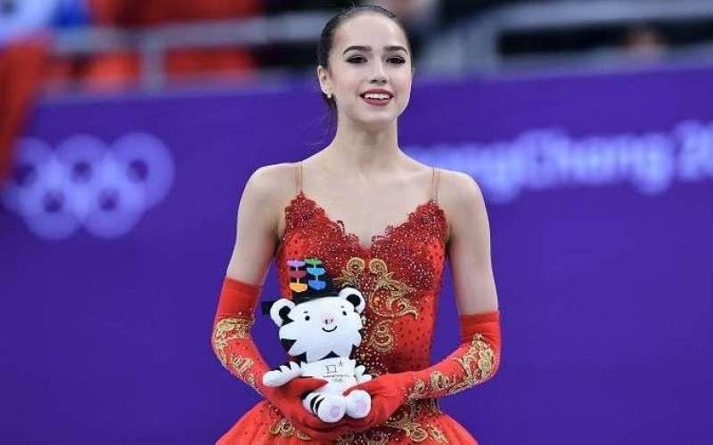 آلينا زاغيتوفا