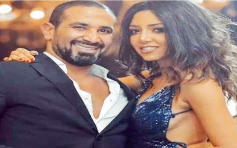 احمد سعد وخطيبته