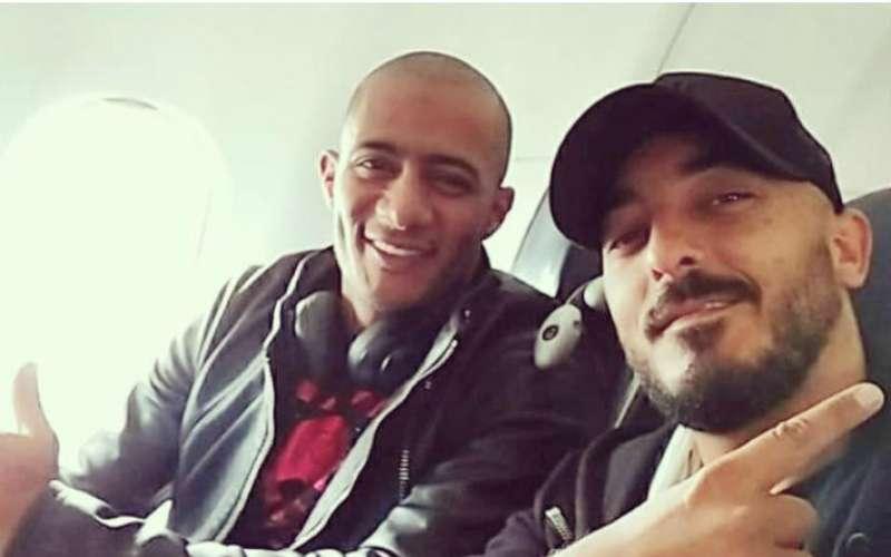 حسام الحسيني ومحمد رمضان