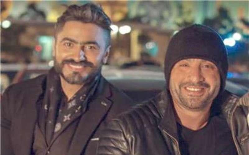 احمد السقا وتامر حسني
