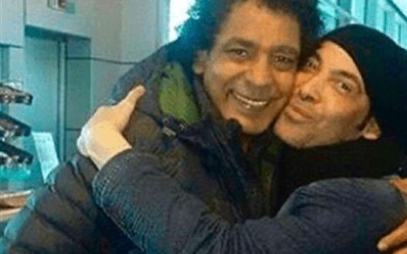 سعد الصغير ومحمد منير