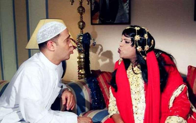 هنيدي واشرف عبد الباقي