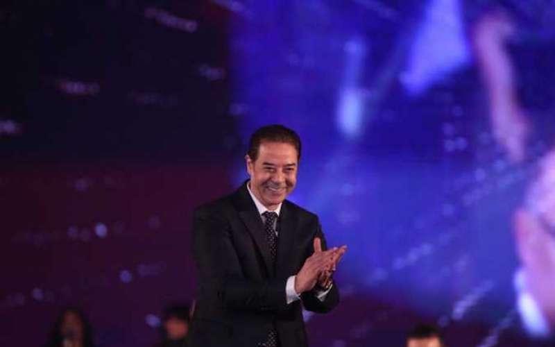 مدحت صالح في حفل الموسيقى العربية