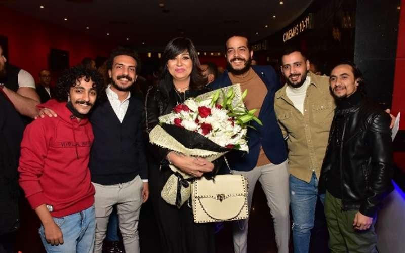 العرض الخاص لفيلم خان تيولا