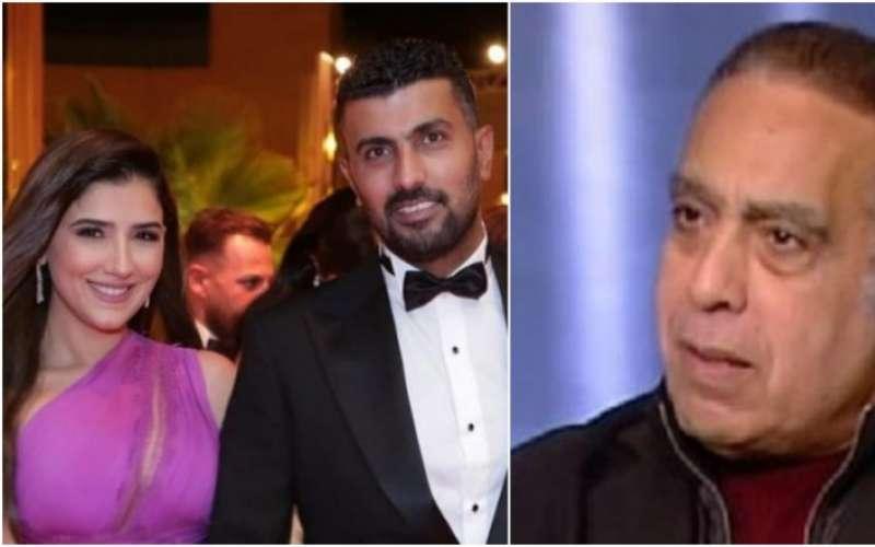 محمد العدل ومحمد سامي ومي عمر
