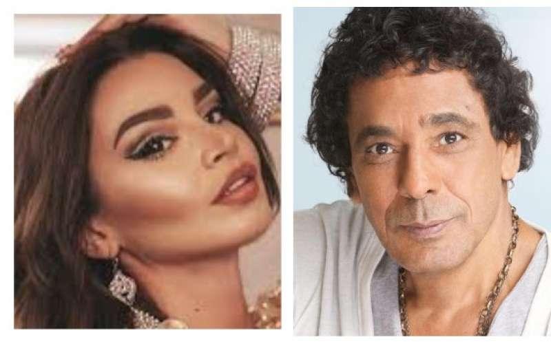 محمد منير و جوهرة