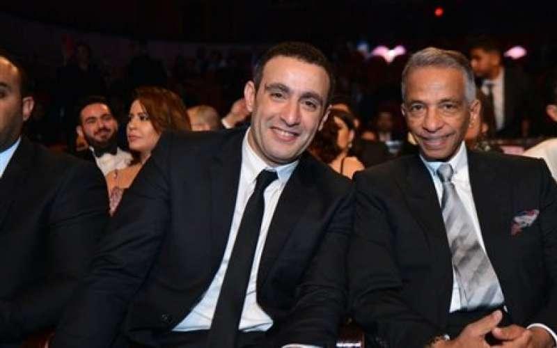 احمد السقا ومحمد الصغير