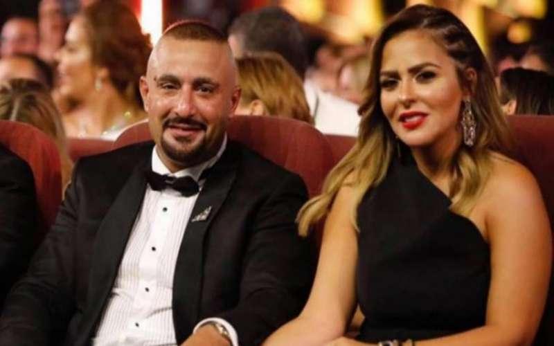 مها الصغير وزوجها