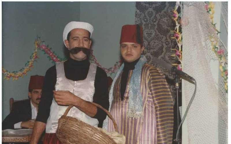 محمد هنيدي واشرف عبدالباقي