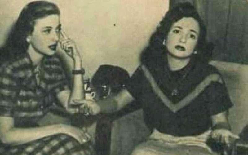 شادية ومريم فخر الدين