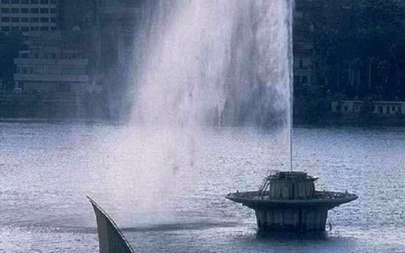 نافورة النيل