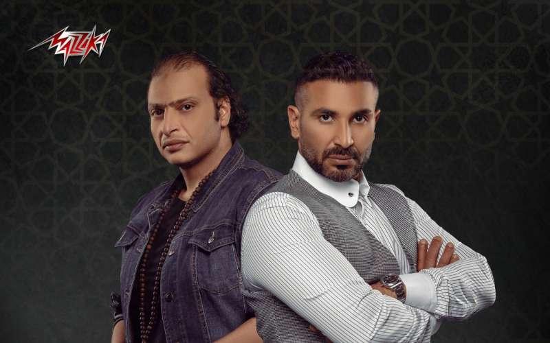 وائل الفشني و أحمد سعد