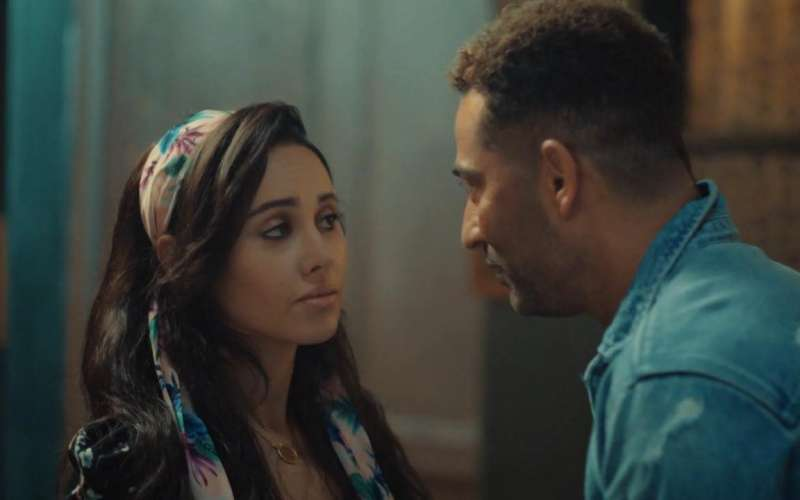 ياسمين رئيس و عمرو سعد