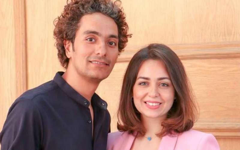 ابنة هبة مجدي ومحمد محسن
