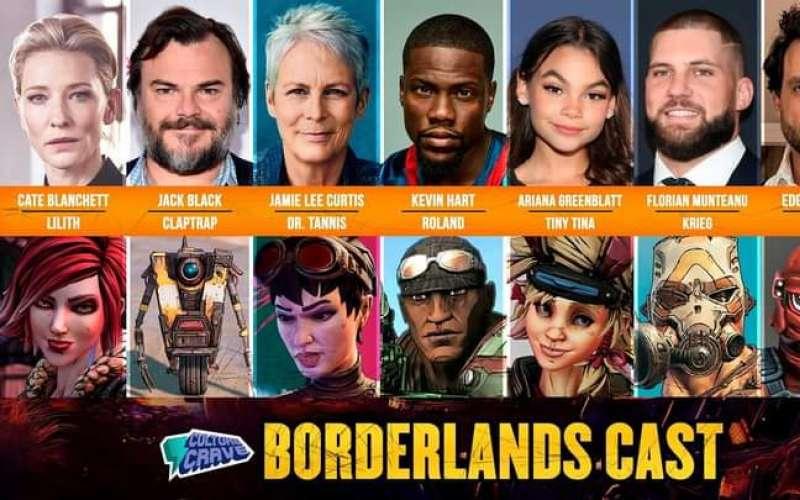 فيلم Borderlands