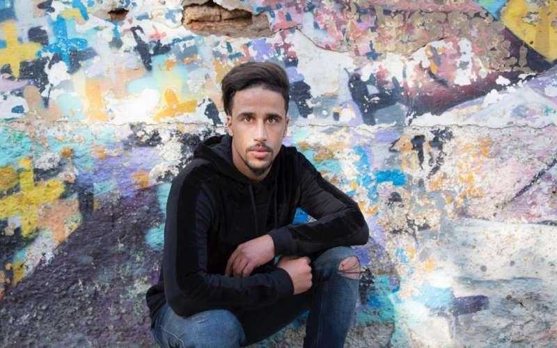 الفنان المغربي
