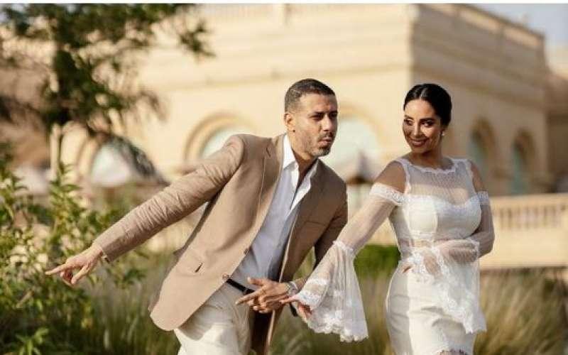 محمد فراج و بسنت شوقي