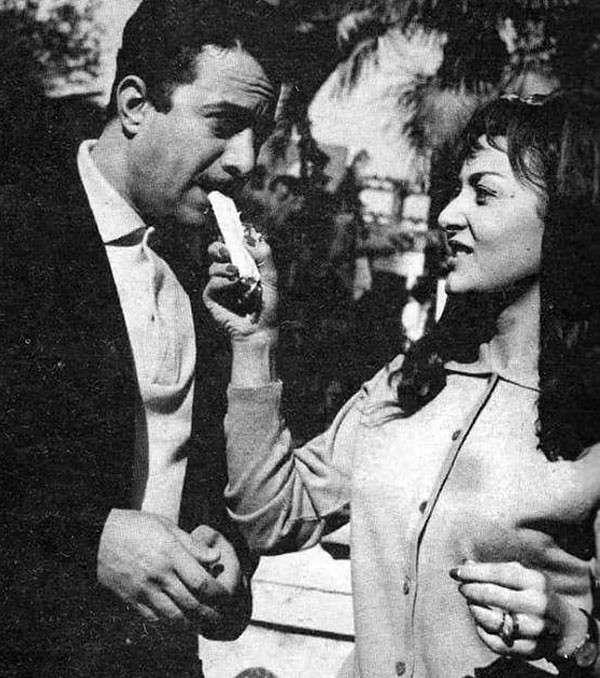 """""""ليلى طاهر"""" تزوجت 5 مرات وأنجبت مرة واحدة.. وتعاني فوبيا غريبة- شاهد"""